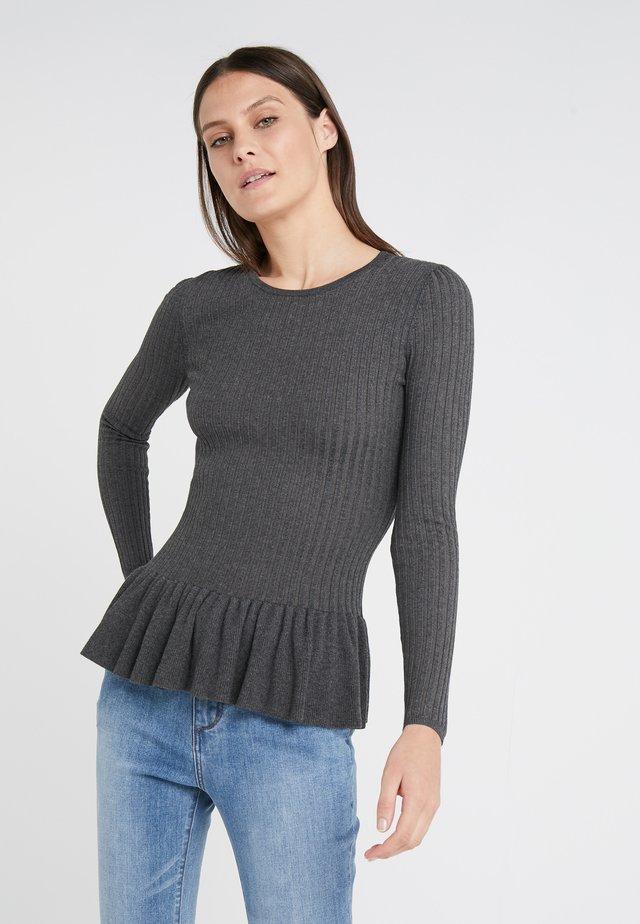 CREW SPECIAL - Sweter - dark grey