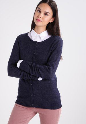 VIRIL - Cardigan - total eclipse/melange