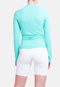 SPORTKIND - Sports shirt - mint - 1