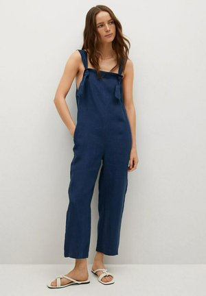 Jumpsuit - indigo blue