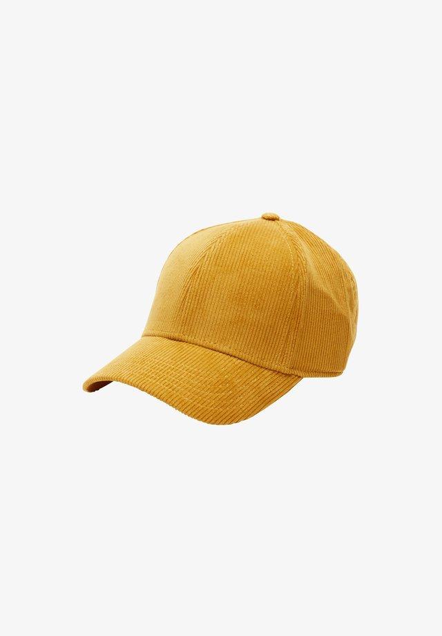 Cap - yellow