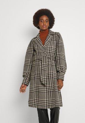 YASPONGA COAT - Cappotto classico - black