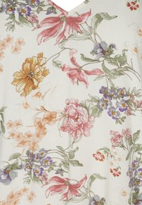 Zizzi - Day dress - creme vintage flower - 3