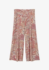 Mango - Trousers - red - 6