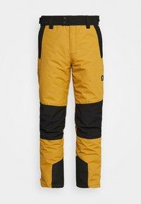 ANDRAS MENS SNOWPANTS - Snow pants - camel brown