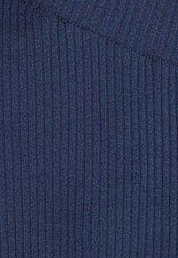 Glamorous Bloom - LADIES FLARES - Spodnie materiałowe - navy - 5