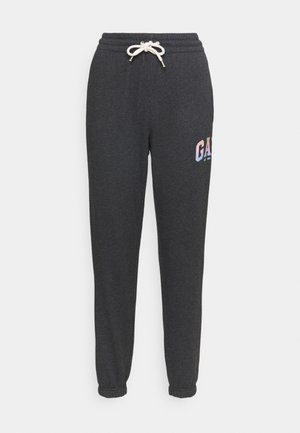 SHINE - Pantalones deportivos - charcoal heather