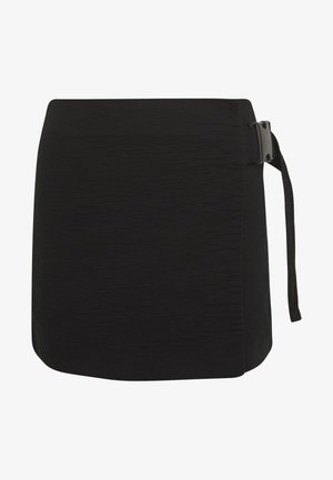 PAGE MINI SKIRT - A-line skjørt - black