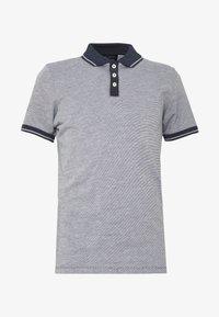 Selected Homme - SLHJOE - Polo shirt - sky captain/brigth white - 3