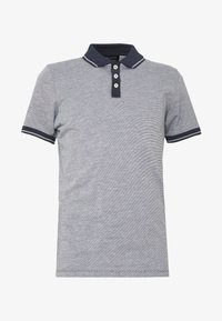 SLHJOE - Polo shirt - sky captain/brigth white
