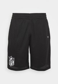 NFL SHORT GENERIC LOGO - Korte broeken - black
