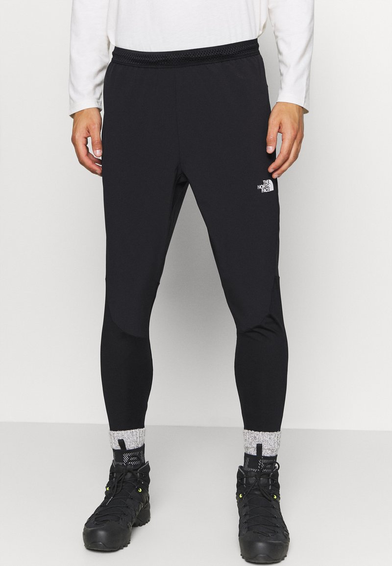 The North Face - ACTIVE TRAIL HYBRID JOGGER - Pantalon de survêtement - black