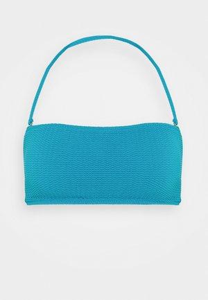 DIVE TUBE - Bikini top - blue grass