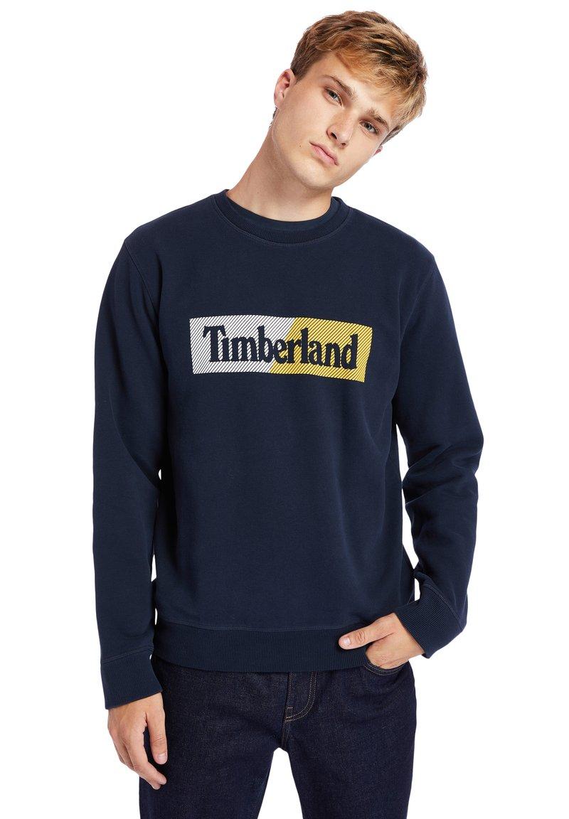 Timberland - Jumper - dark sapphire