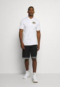 Nike Performance - NFL GREEN BAY PACKERS TEAM LOGO FRANCHISE - Klubbkläder - white - 1
