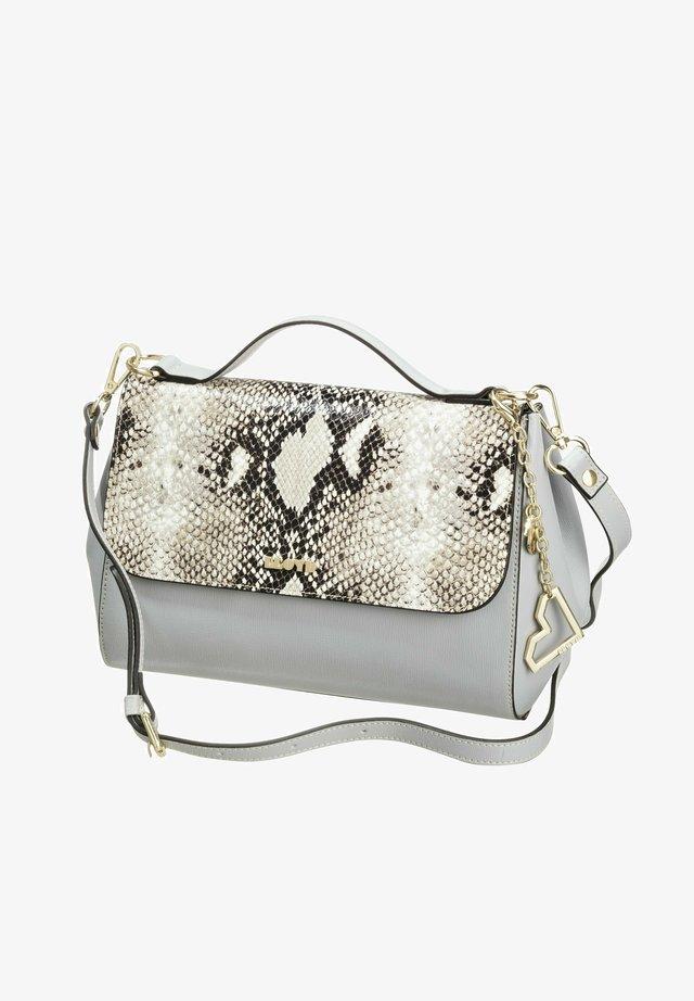 BOWLING - Handbag - grau