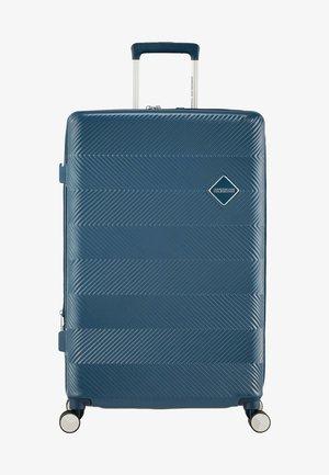 FLYLIFE - Wheeled suitcase - petrol blue