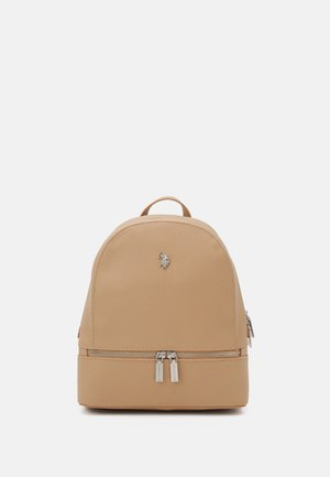 JONES BACKPACK POCKETS - Rucksack - beige