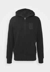 GAP - Zip-up hoodie - moonless night - 4