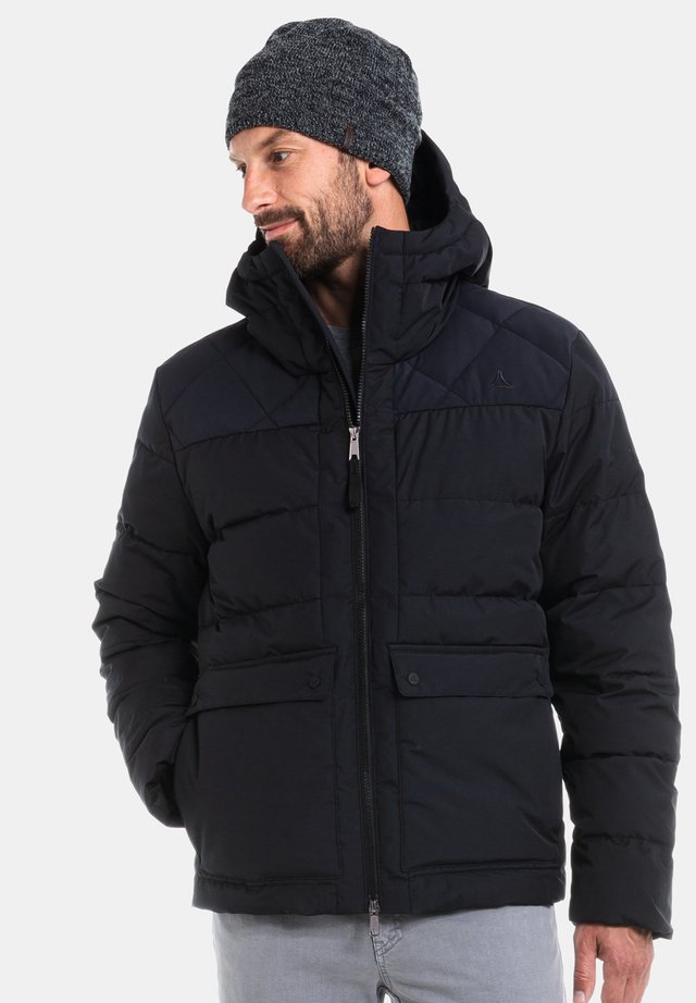 BOSTON M - Winter jacket - 9990 - schwarz