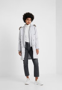Barbour - MAST - Parka - ice white - 1