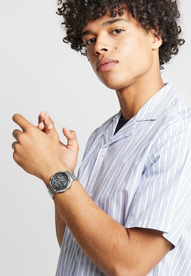 Casio - Reloj digital - silver-coloured