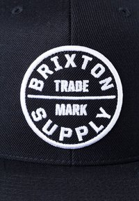 Brixton - OATH - Keps - black - 6
