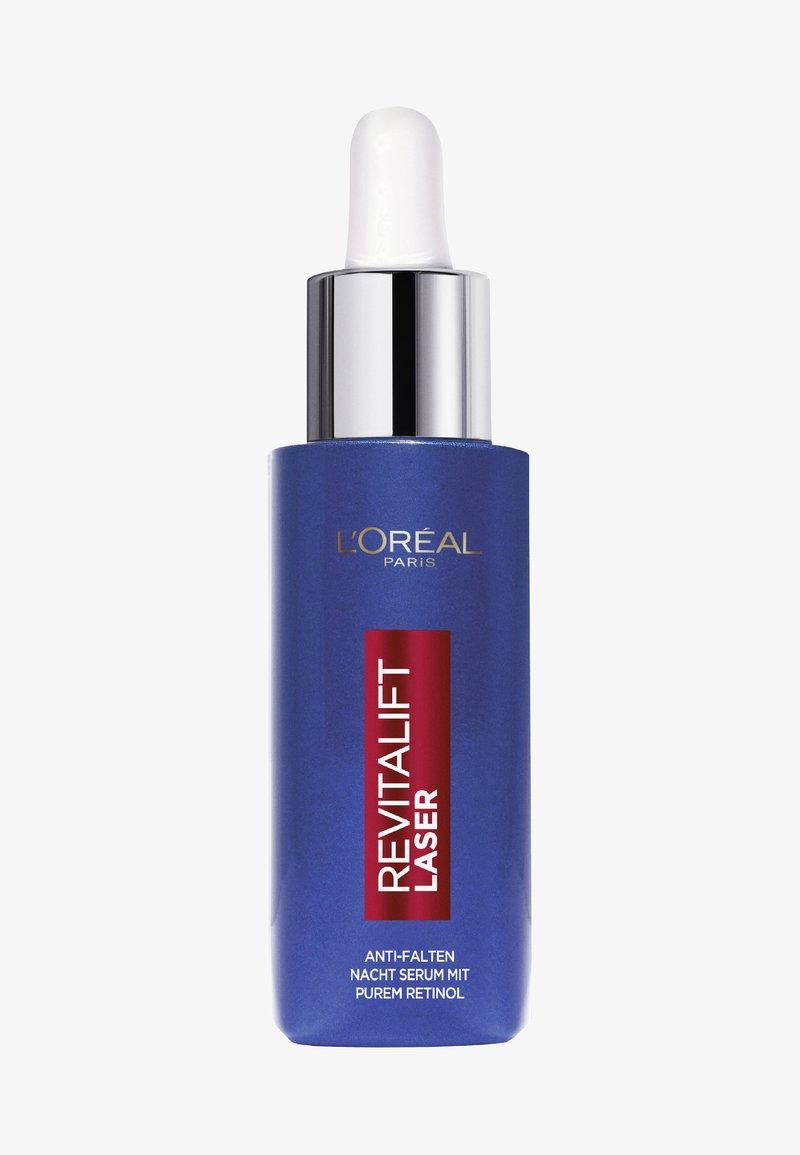 L'Oréal Paris Skin - REVITALIFT LASER ANTI-AGE SERUM RETINOL - Anti-Aging - -