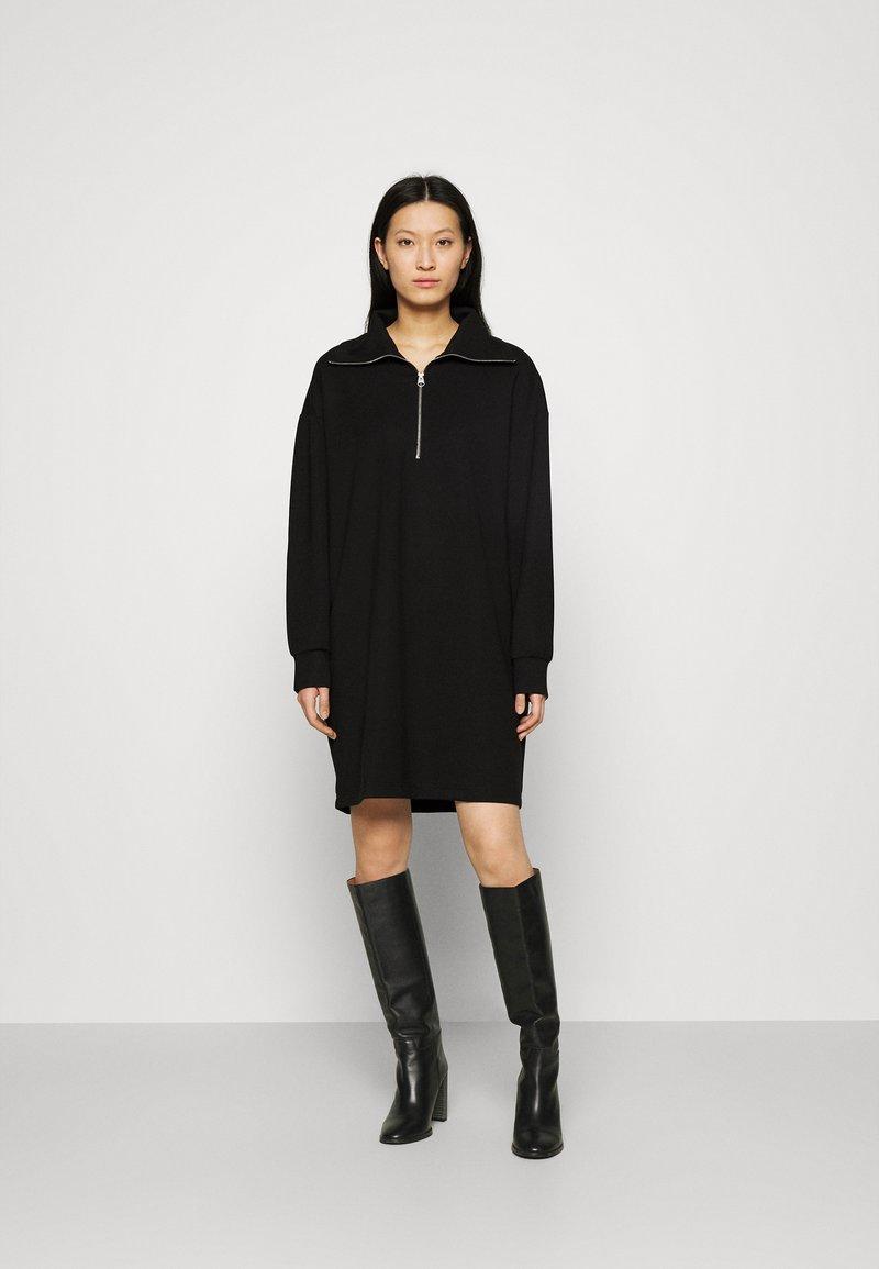 ARKET - DRESS - Jerseykjole - black