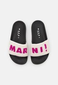 Marni - Slippers - white - 3