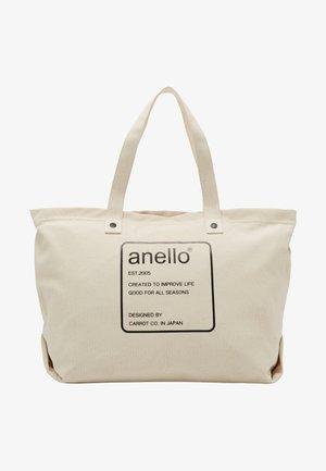 AUBREY TOTE BAG  - Tote bag - natural