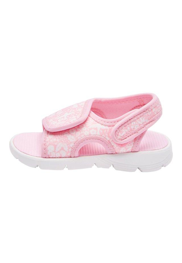 BEACH - Dětské boty - pink
