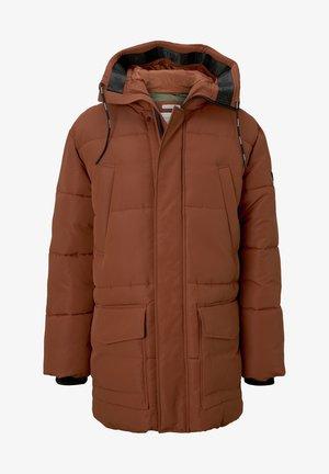 Veste d'hiver - goji orange