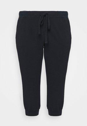 CAPRI PANTS - Trousers - midnight marine