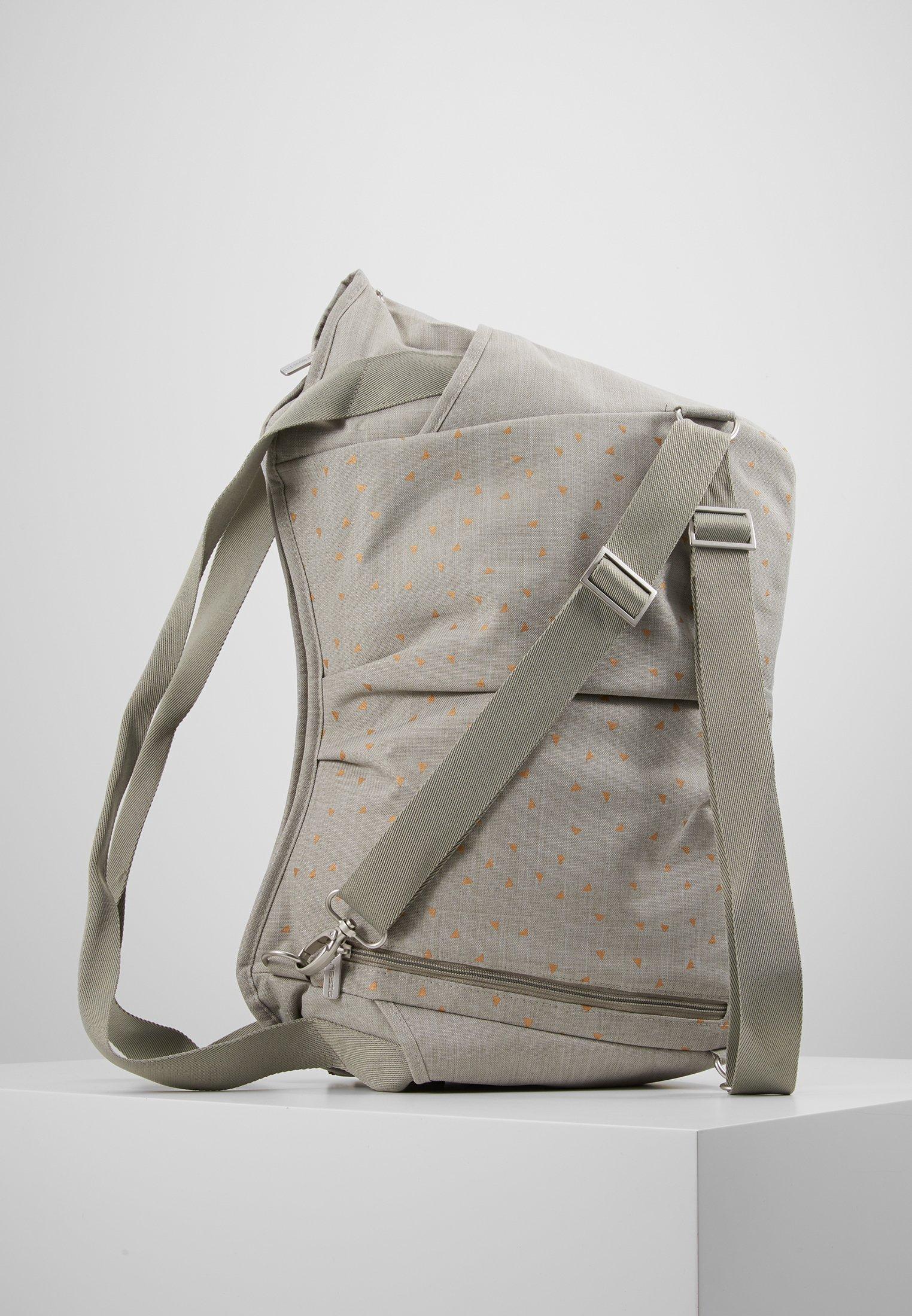 Lässig TWIN BAG TRIANGLE SET - Stelleveske - light grey/lysgrå tre1Gi91zeYu4xa