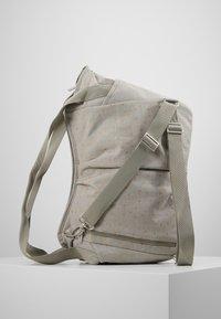 Lässig - TWIN BAG TRIANGLE SET - Sac à langer - light grey - 7