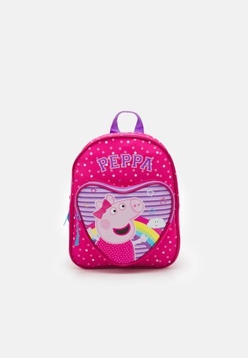 BACKPACK AND PENCIL CASE SET PEPPA MAKE BELIEVE UNISEX