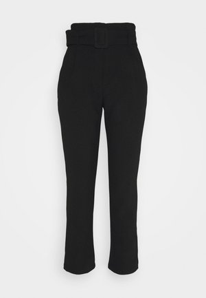 JDYXANDER ANKLE PANT  - Trousers - black