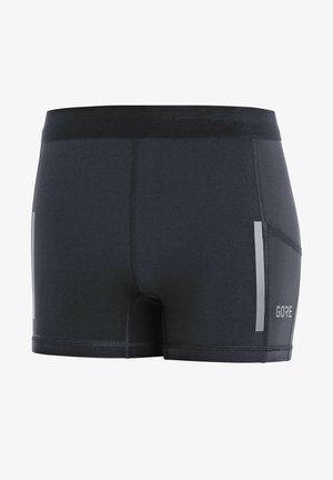 LEAD - Sports shorts - schwarz