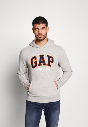 ARCH - Sweat à capuche - grey heather