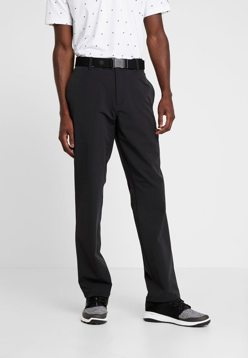 Puma Golf - STRETCH UTILITY PANT 2.0 - Trousers - black