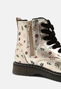 Friboo - Lace-up ankle boots - gold - 6