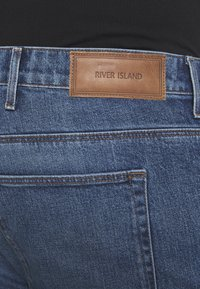 River Island - Slim fit jeans - mid blue - 3