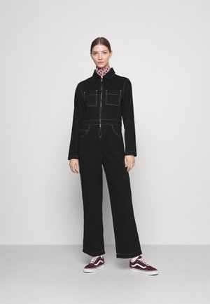 BOILERSUIT - Overall / Jumpsuit - black