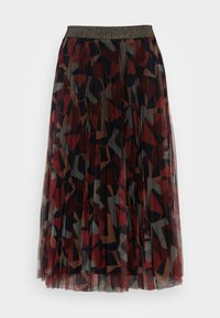 YOUNG LADIES WOVEN SKIRT - A-line skirt - brut navy