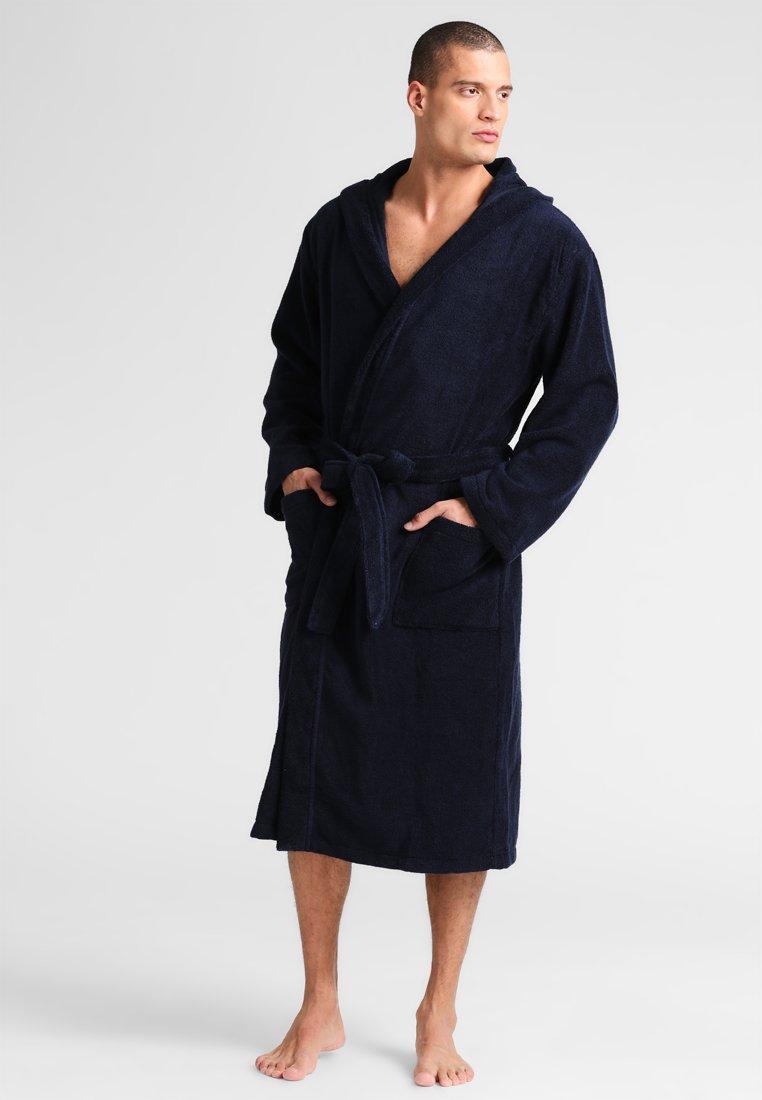 Homme Peignoir - dunkelblau