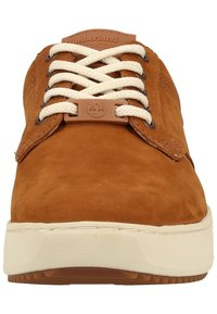 Timberland - TIMBERLAND SNEAKER - Sneakersy niskie - saddle f131 - 5