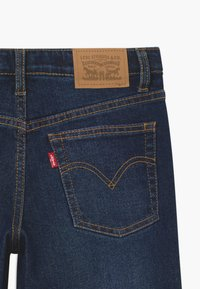Levi's® - CROPPED WIDE LEG - Relaxed fit -farkut - dark-blue denim - 3