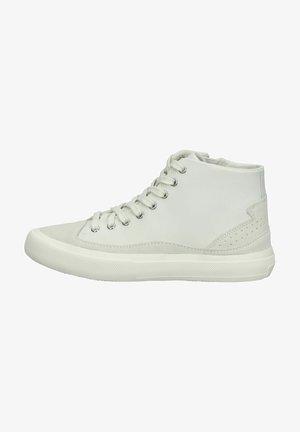 Tenisky - white leather