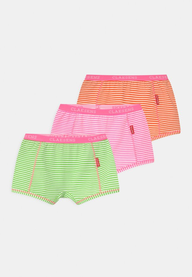 GIRLS 3 PACK  - Pants - multi coloured